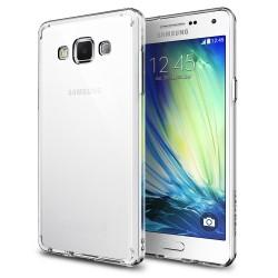 Silikonový kryt pro Samsung Galaxy A7 - průhledný