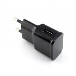ETA-U90EWE nabíjecí adaptér s USB portem černý