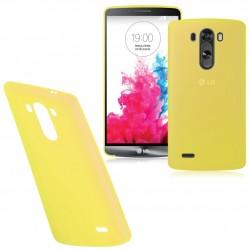 Kryt pro LG G3 žlutý