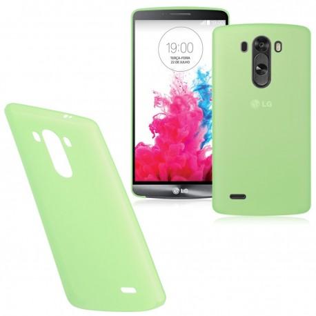 Ultratenký kryt pro LG G3 zelený