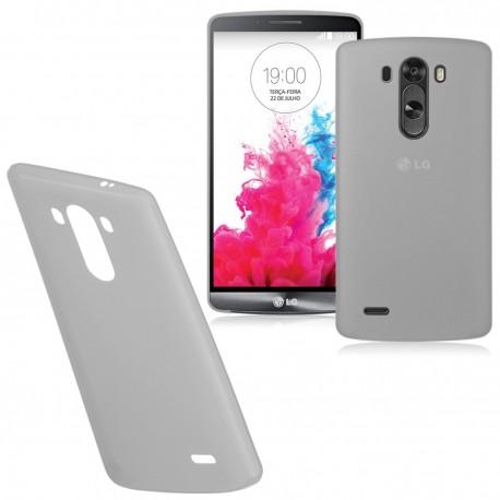 Ultratenký kryt pro LG G3 šedý