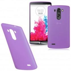 Kryt pro LG G3 fialový
