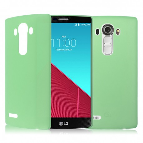 Ultratenký kryt pro LG G4 zelený