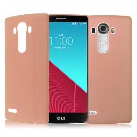 Ultratenký kryt pro LG G4 oranžový