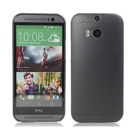 Ultratenký kryt pro HTC One M8 černý