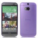 Kryt pro HTC One M8 fialový