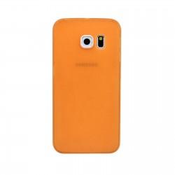 Kryt pro Samsung Galaxy S6 oranžový