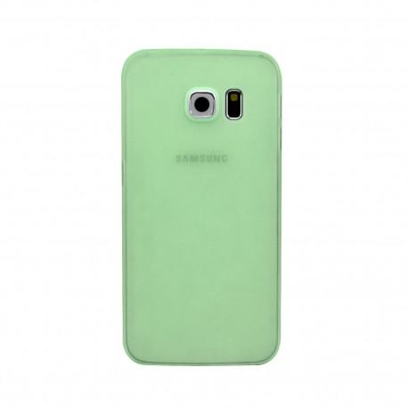 Ultratenký kryt pro Samsung Galaxy S6 zelený