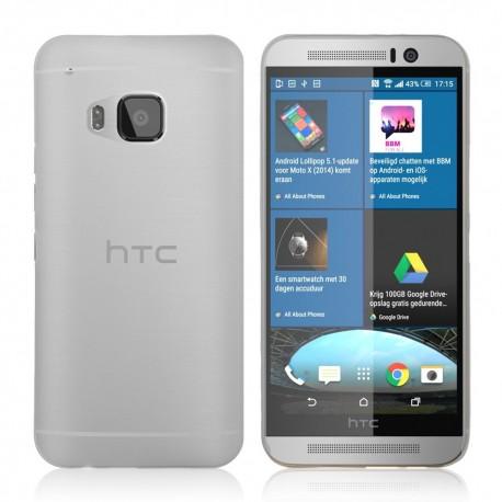Ultratenký kryt pro HTC One M9 bílý