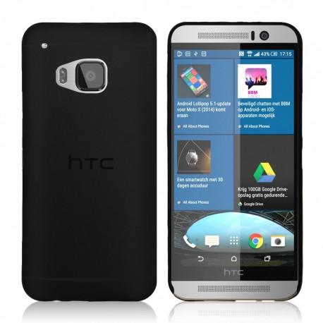 Ultratenký kryt pro HTC One M9 černý