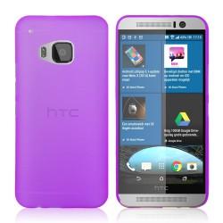 Kryt pro HTC One M9 fialový