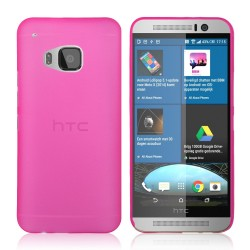 Kryt pro HTC One M9 růžový