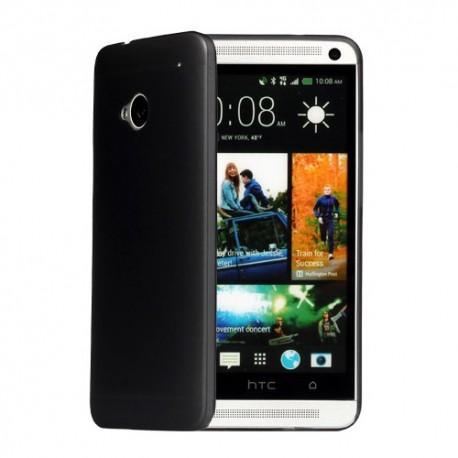 Ultratenký kryt pro HTC One M7 černý