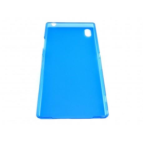 Ultratenký kryt pro Sony Xperia Z1 modrý