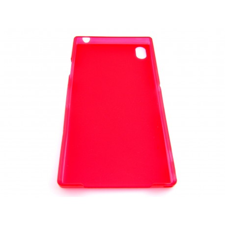 Ultratenký kryt pro Sony Xperia Z1 červený
