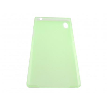 Ultratenký kryt pro Sony Xperia Z1 zelený