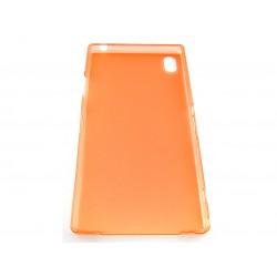 Kryt pro Sony Xperia Z1 oranžový