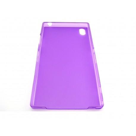 Ultratenký kryt pro Sony Xperia Z1 fialový