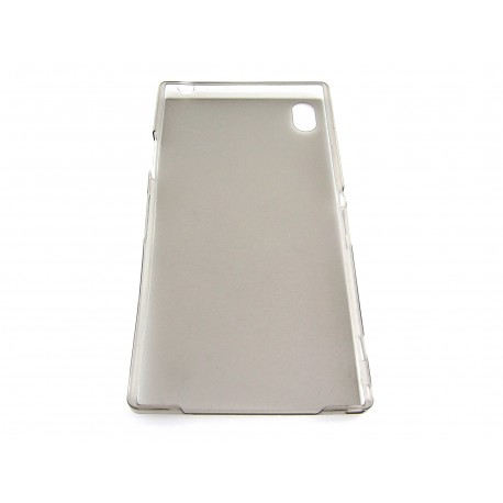 Ultratenký kryt pro Sony Xperia Z1 šedý