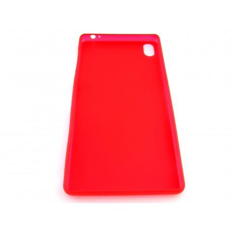 Ultratenký kryt pro Sony Xperia Z3 červený