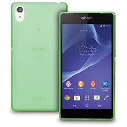 Kryt pro Sony Xperia Z3 zelený