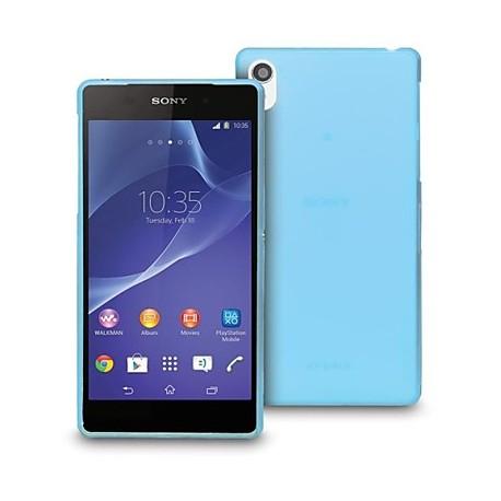 Ultratenký kryt pro Sony Xperia Z3 modrý