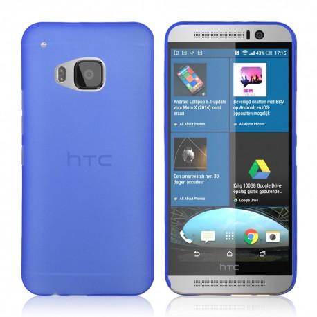 Ultratenký kryt pro HTC One M9 modrý