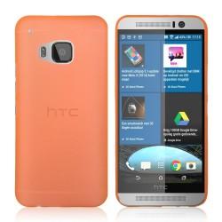 Kryt pro HTC One M9 oranžový