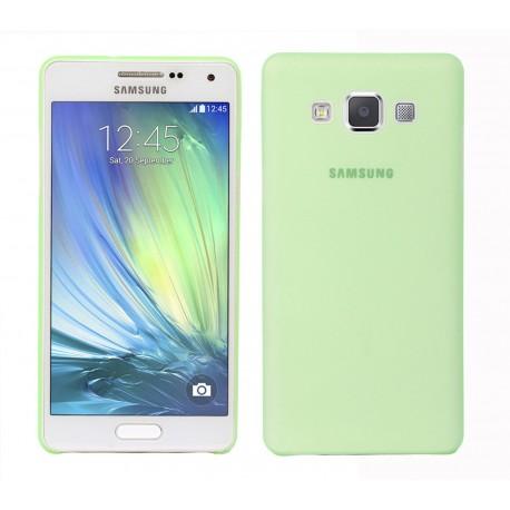 Ultratenký kryt pro Samsung Galaxy A5 zelený