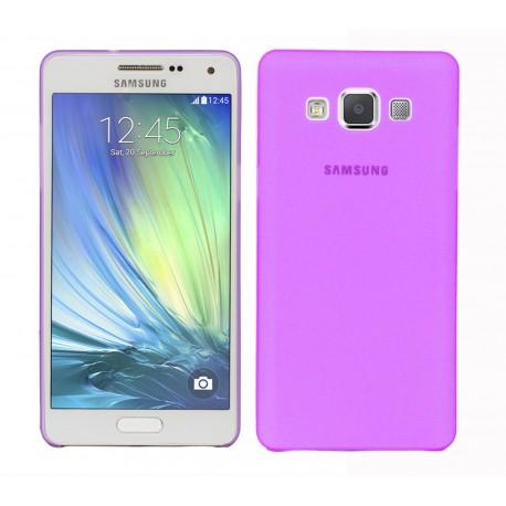 Ultratenký kryt pro Samsung Galaxy A5 fialový