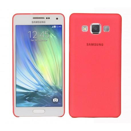 Ultratenký kryt pro Samsung Galaxy A5 červený