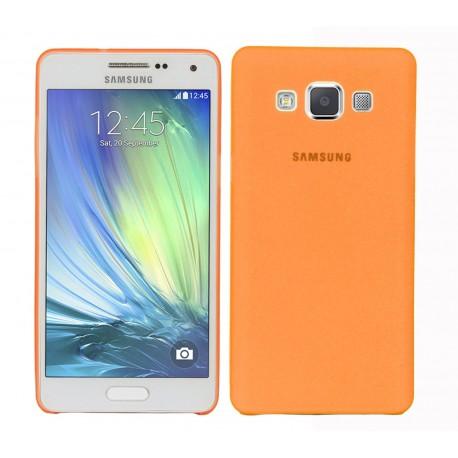Ultratenký kryt pro Samsung Galaxy A5 oranžový