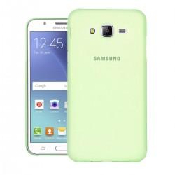 Ultratenký kryt pro Samsung Galaxy J5 zelený