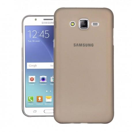 Ultratenký kryt pro Samsung Galaxy J5 šedý