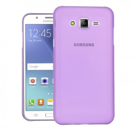 Ultratenký kryt pro Samsung Galaxy J5 fialový