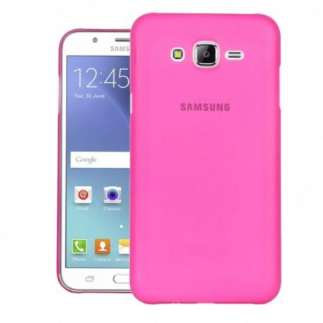 Ultratenký kryt pro Samsung Galaxy J5 růžový
