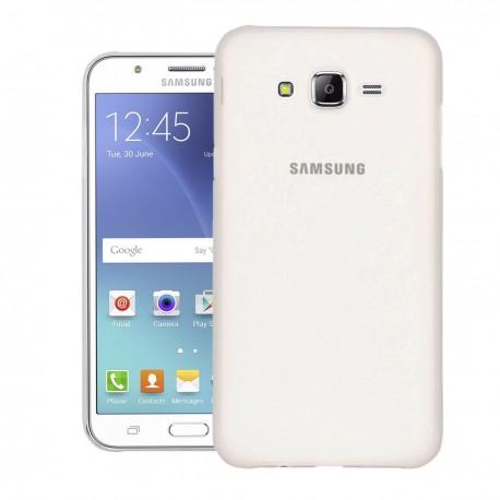 Ultratenký kryt pro Samsung Galaxy J5 bílý