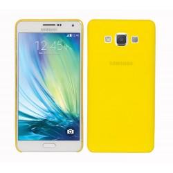 Kryt pro Samsung Galaxy A7 žlutý