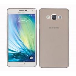 Ultratenký kryt pro Samsung Galaxy A7 šedý