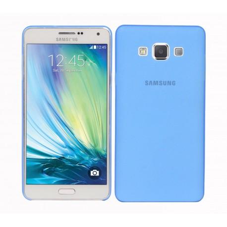 Ultratenký kryt pro Samsung Galaxy A7 modrý