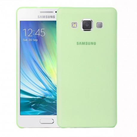 Ultratenký kryt pro Samsung Galaxy A3 zelený
