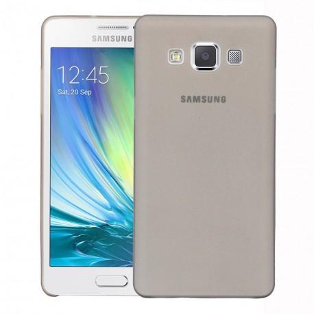 Ultratenký kryt pro Samsung Galaxy A3 šedý