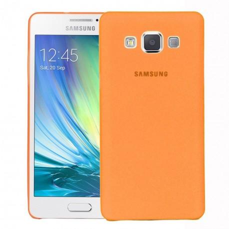 Ultratenký kryt pro Samsung Galaxy A3 oranžový