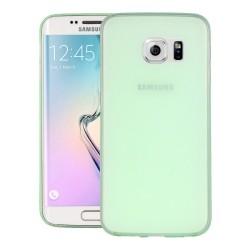 Kryt pro Samsung Galaxy S6 Edge zelený