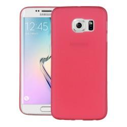 Kryt pro Samsung Galaxy S6 Edge červený