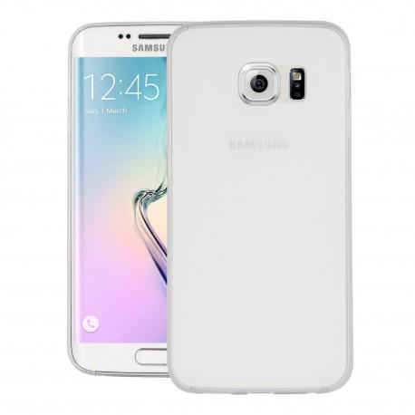 Ultratenký kryt pro Samsung Galaxy S6 Edge bílý