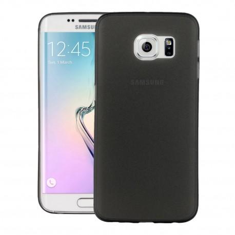 Ultratenký kryt pro Samsung Galaxy S6 Edge černý