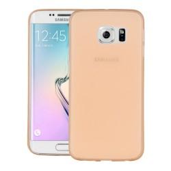Kryt pro Samsung Galaxy S6 Edge oranžový