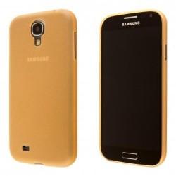 Ultratenký kryt pro Samsung Galaxy S4 oranžový