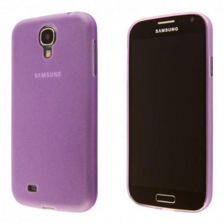 Ultratenký kryt pro Samsung Galaxy S4 mini fialový